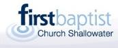 Shallowater First Baptist Church