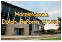 Moreletapark Dutch Reform Church